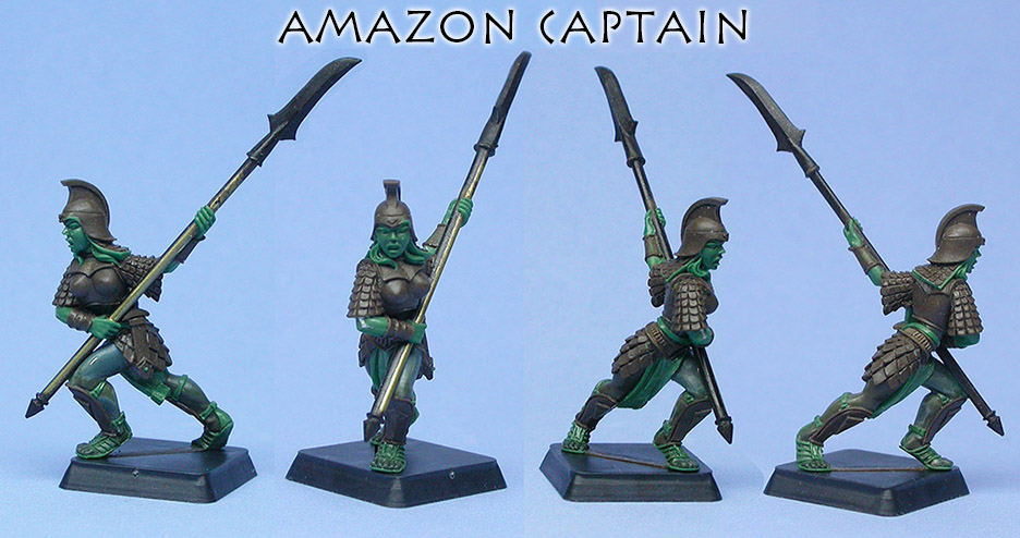 Amazon Captain
