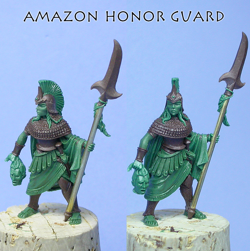 Amazon Honor Guard