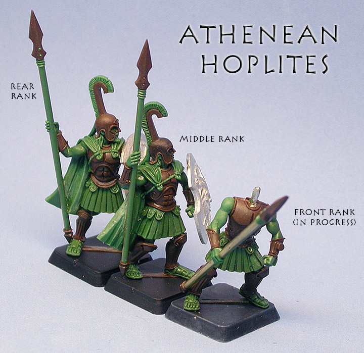 In-progress Atheneans