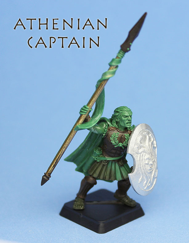 Athenian Captain