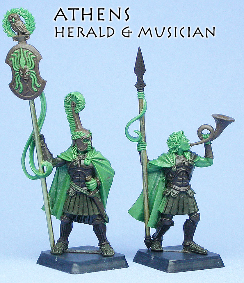 Herald and Musician