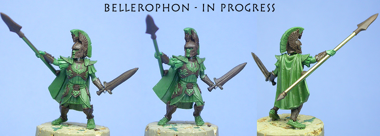 Bellerophon - in progress