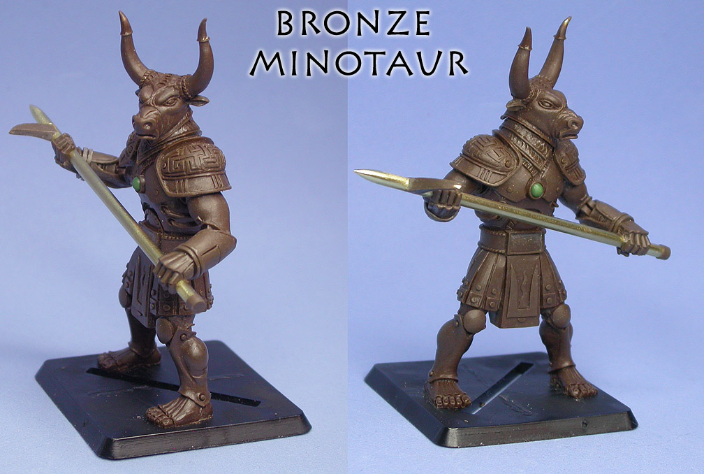 Clockwork Minotaur