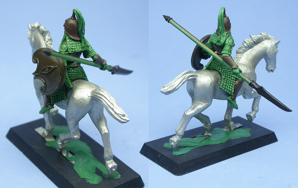 Amazon Cavalry rear