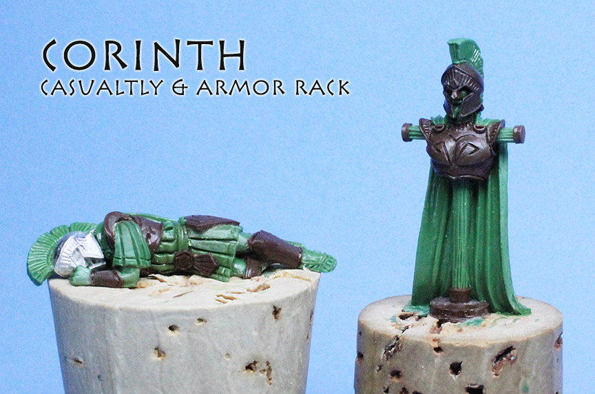 Corinth Armor and Casualty
