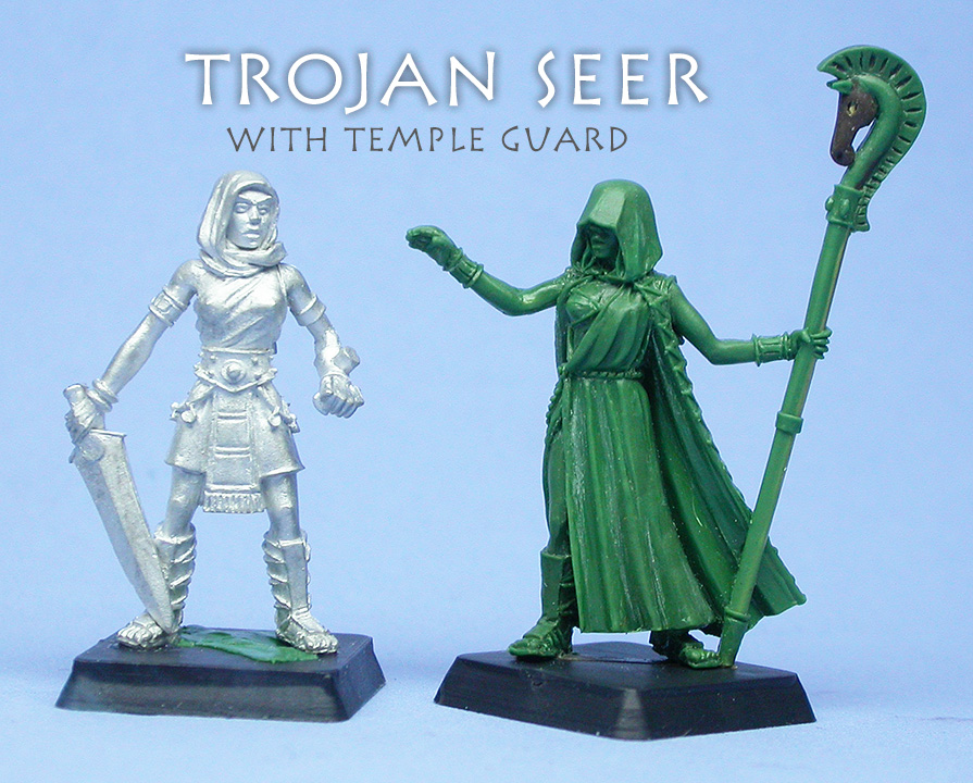 Seer and Temple Guard