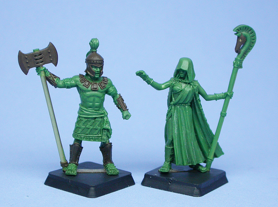Troy Altar Guard, and Seer