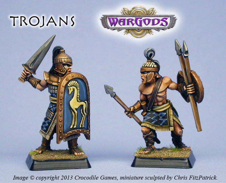 Painted Trojans 1