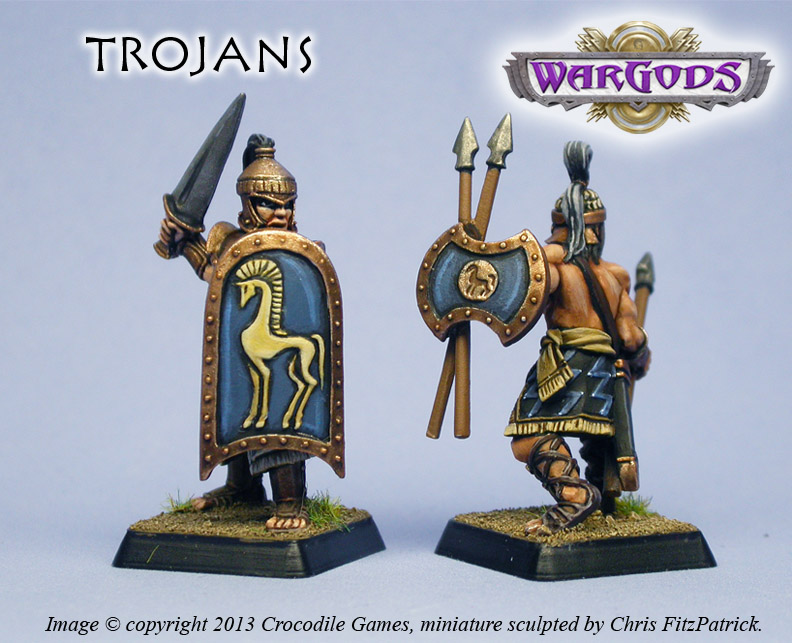 Painted Trojans 2