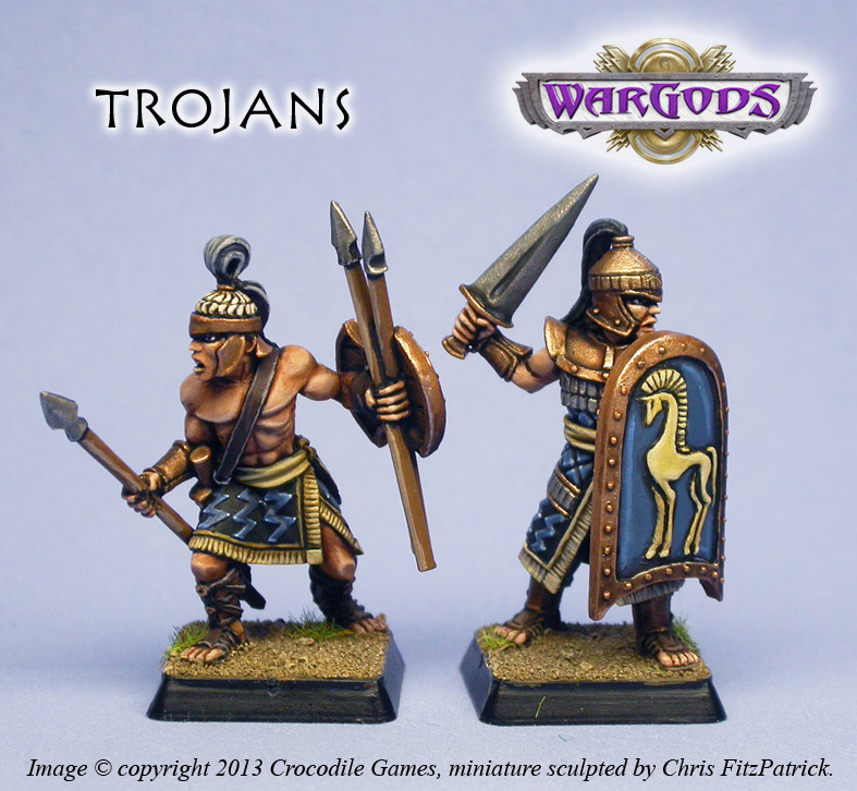 Painted Trojans 3