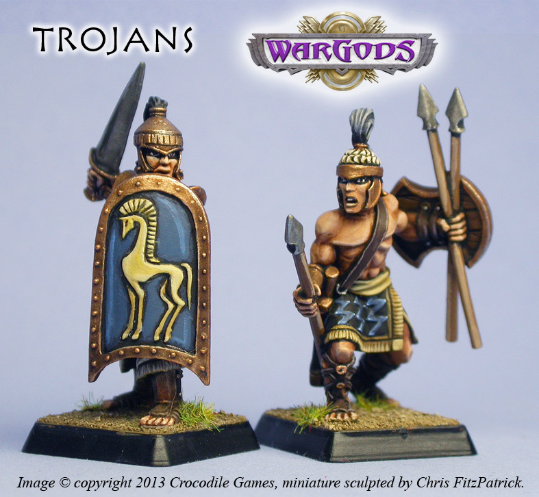 Painted Trojans 4