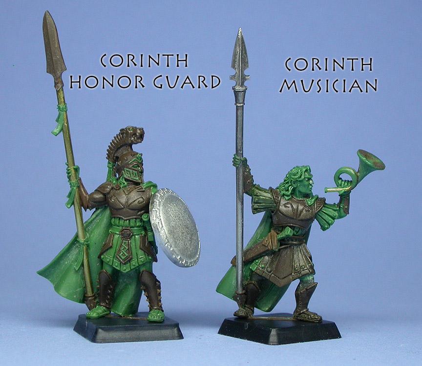 Corinth Command