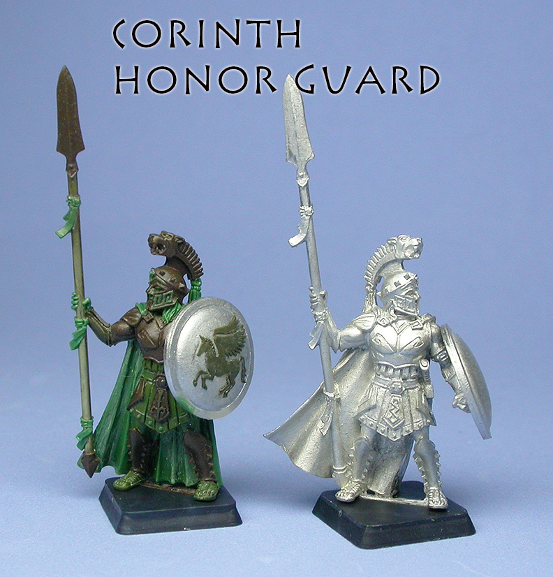 Corinth Honor Guards