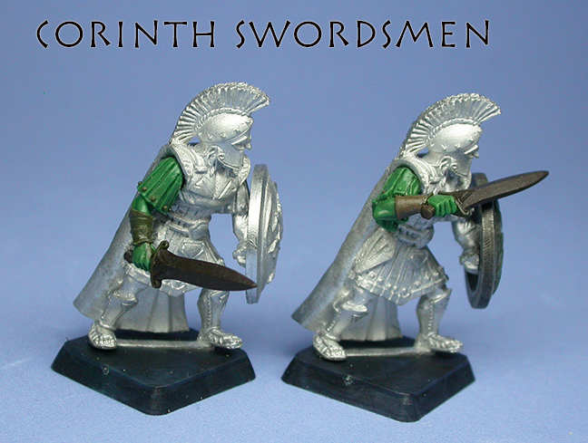 Corinth Swordsmen