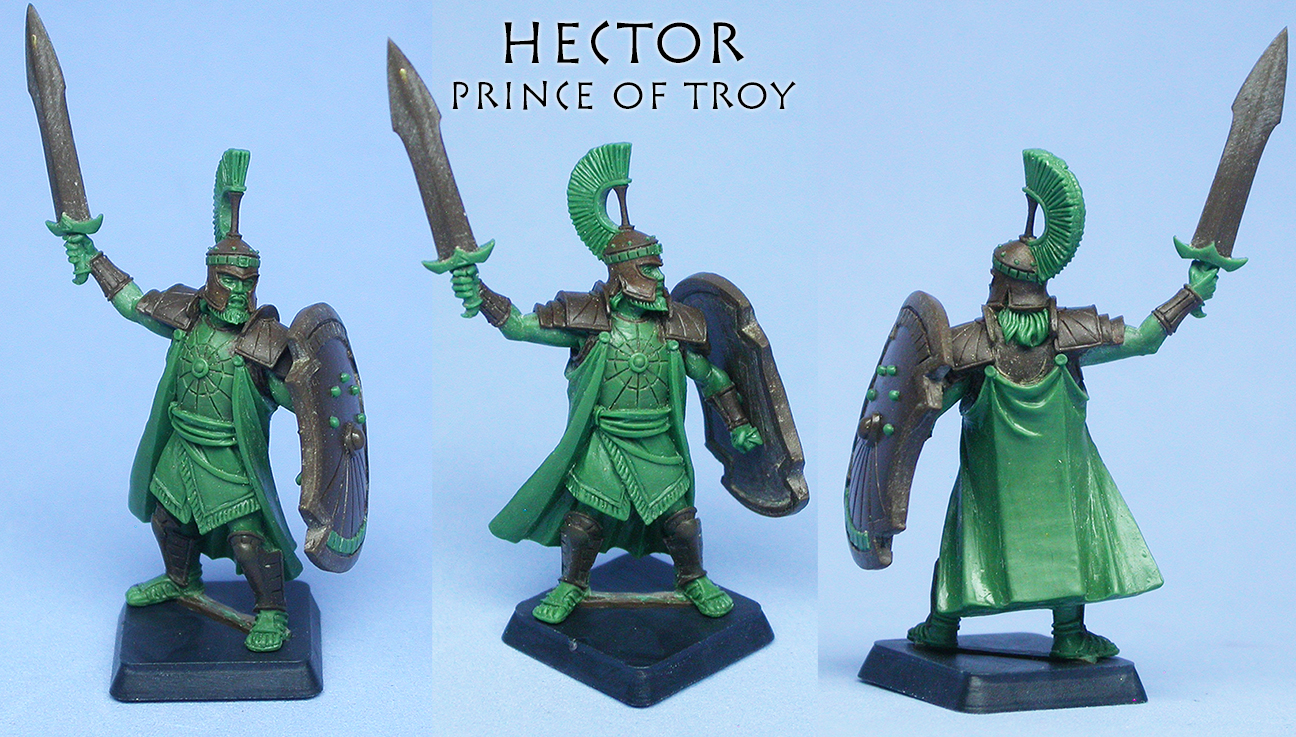 Hector, prince of Troy