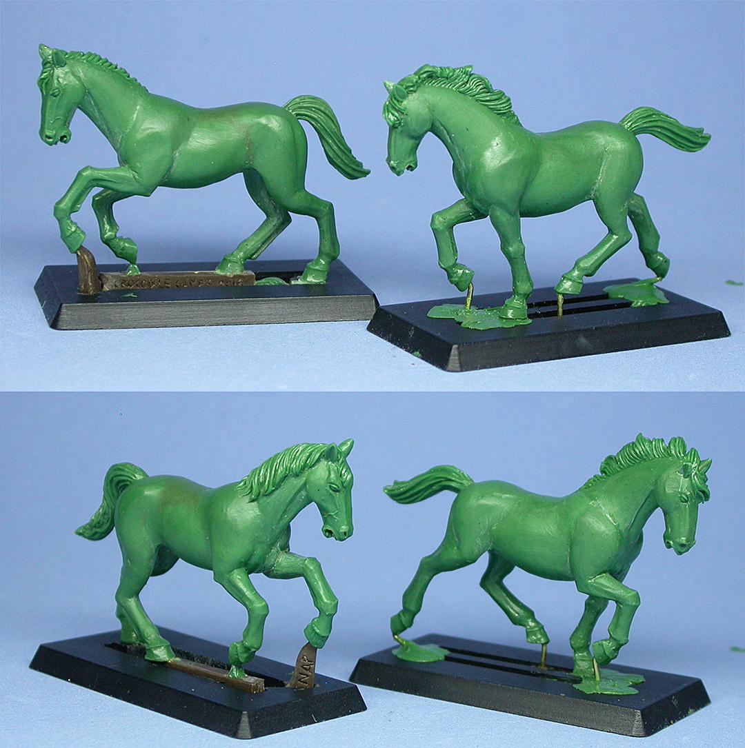 New WarGods Horses 2