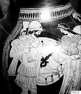 Palladium vase