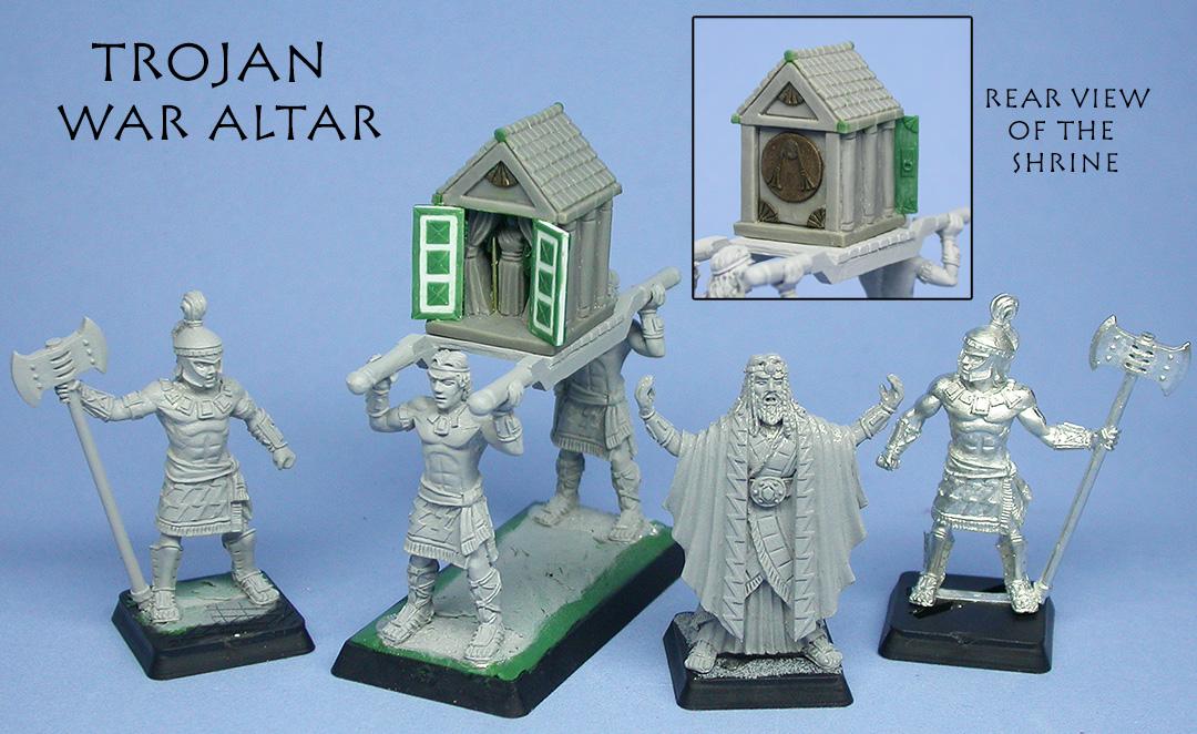 Trojan War Altar