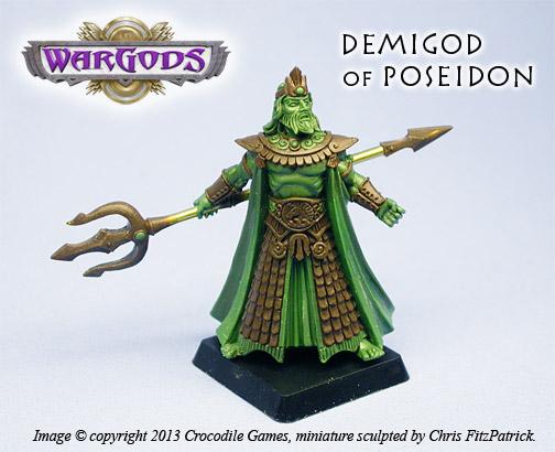 Demigod of Poseidon