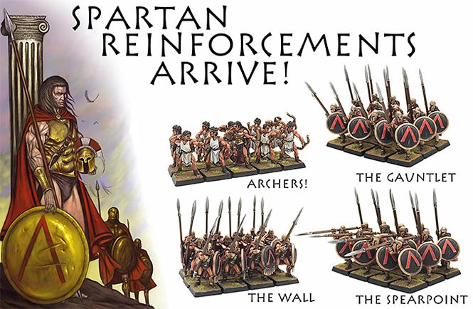 Sparta Reinforcements