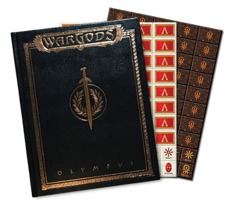 WarGods of Olympus Collector's Edition