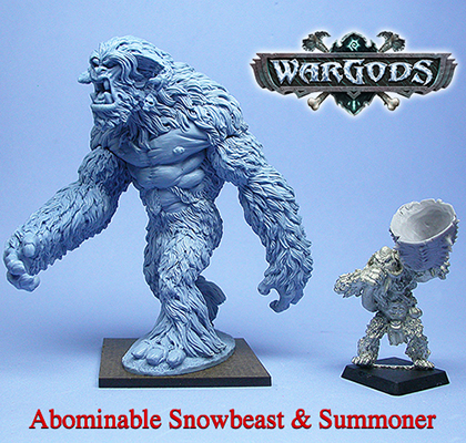 Abominable Snowbeast