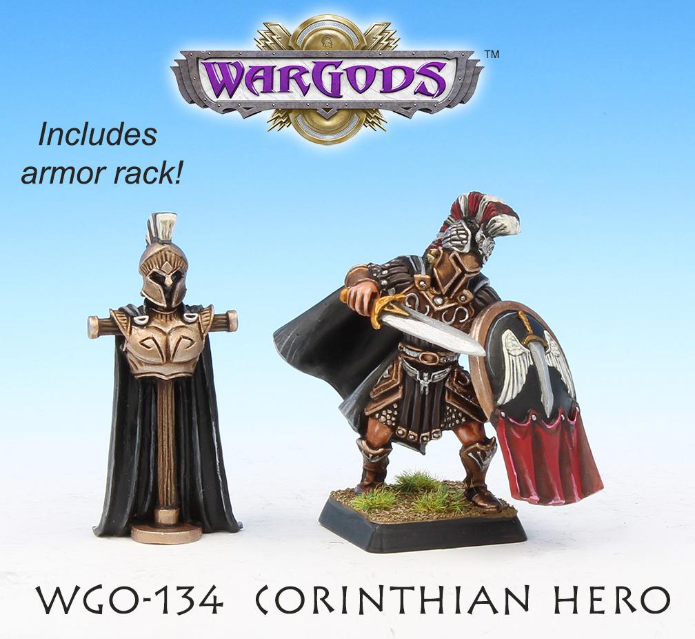 Corinth Hero