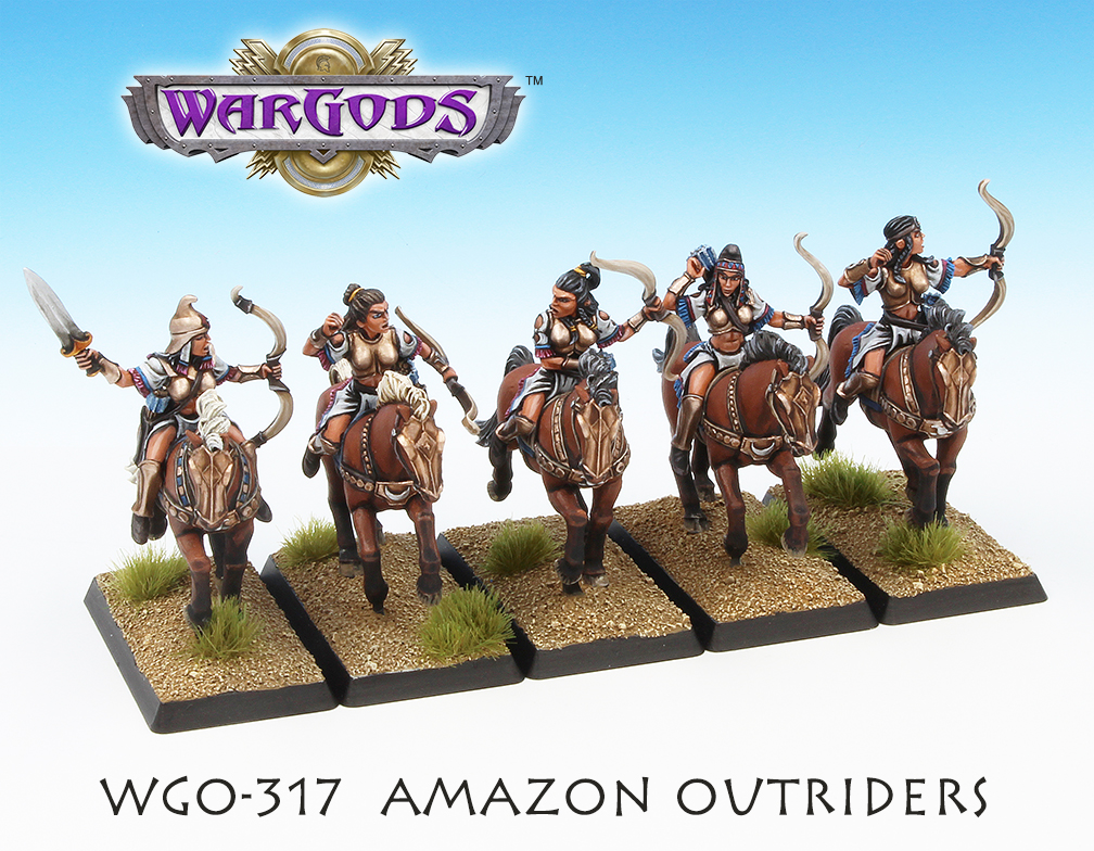 Amazon Outriders, alternate view
