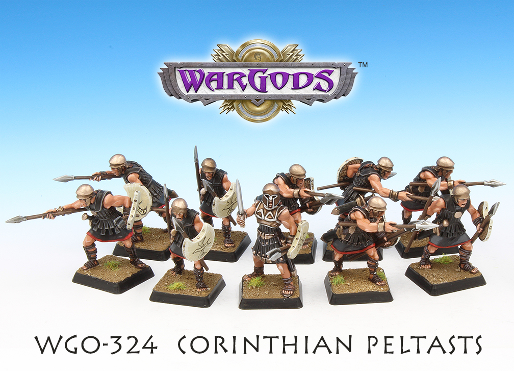 Corinth Peltasts