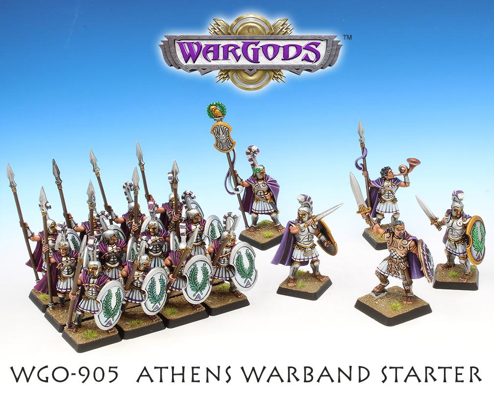 Warband Starter Set