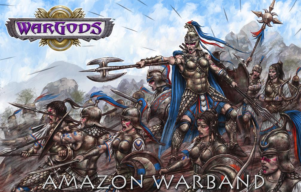 Amazon Warband