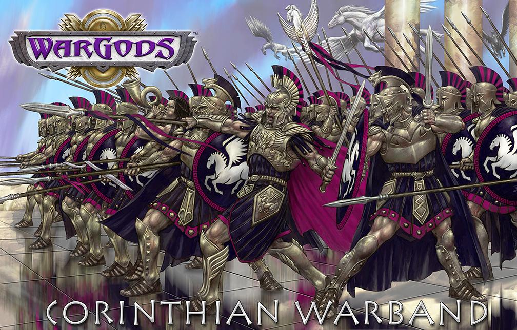 Corinthian Warband