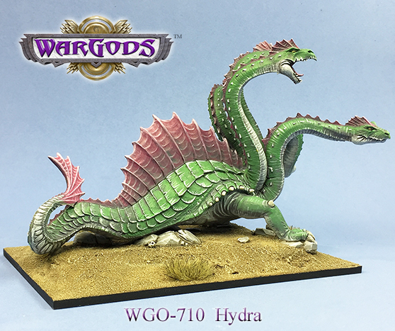 Hydra left side view